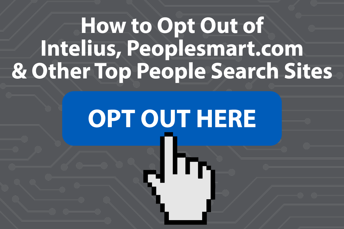 How to Opt Out of People Search Sites Feature Image