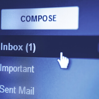 Email can be a useful when working to enhance your online reputation.
