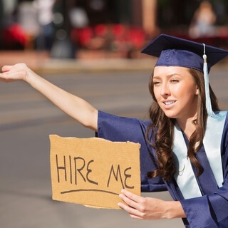 Starting a career? Online reputation management for jobseekers can help.